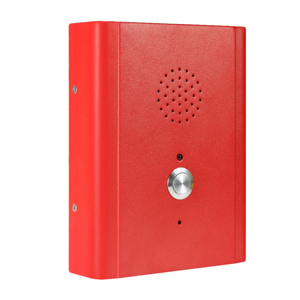 Vandal-proof telephone / IP65 / IP54 / analog